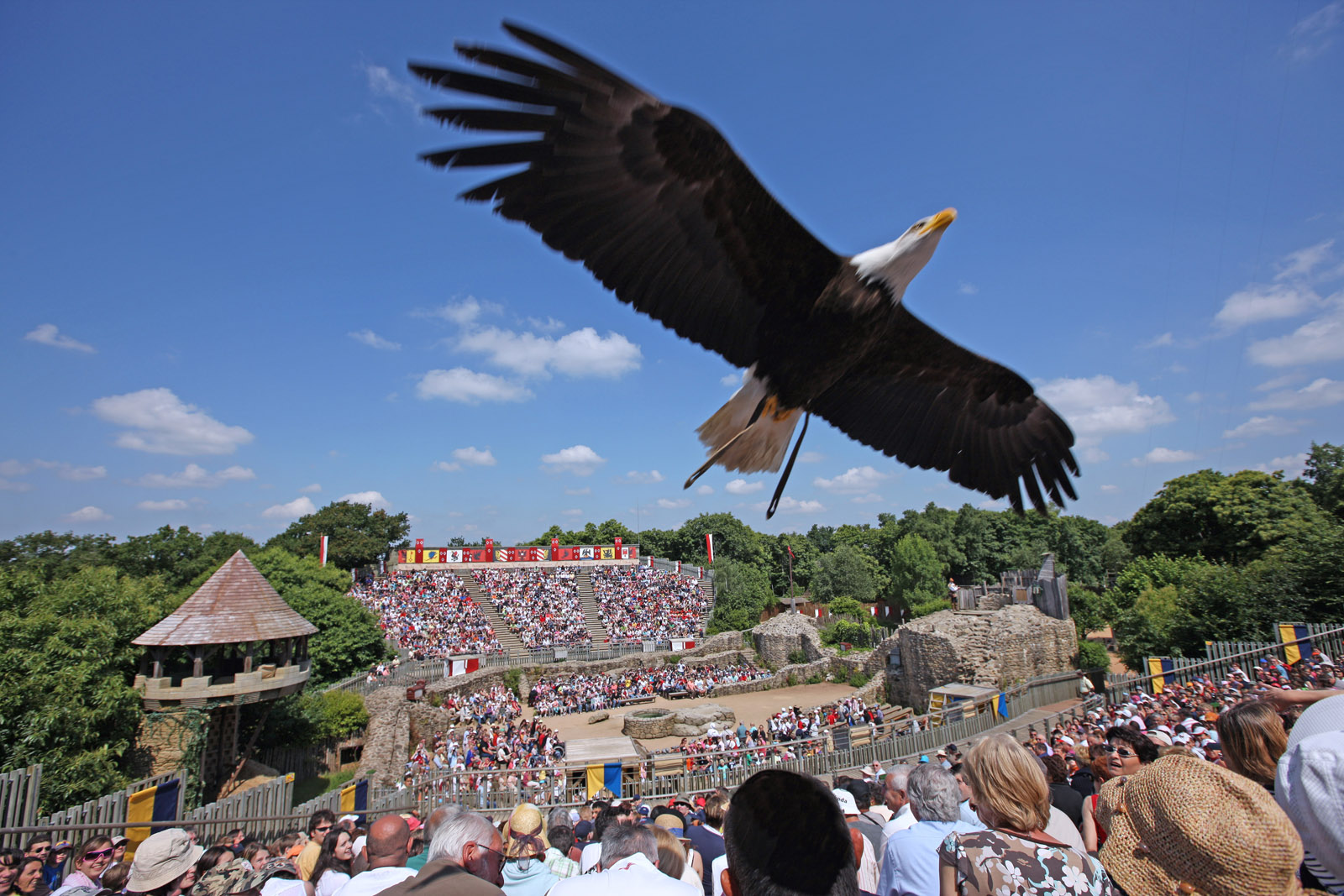 Puy du Fou - Crédit photos Vendee Expansion